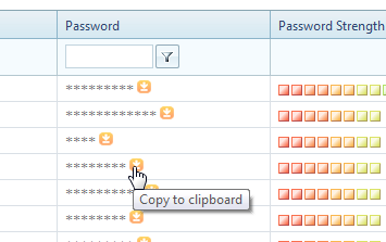 Passwordstate Copy to Clipboard Screenshot